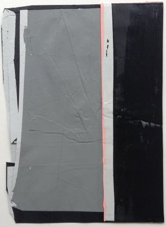 mixed media on paper, 46 x 38cms, 2012