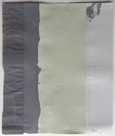 mixed media on paper, 56 x 50 cms, 2012